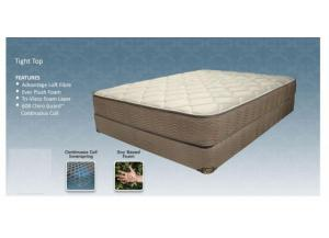 ANCHORAGE TWIN MATTRESS ,KING KOIL