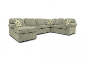 MIRANDA FABRIC SECTIONAL,XLNC Xclusives