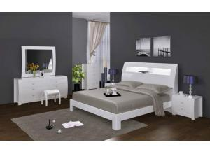 BIANCA 5 PIECE BEDROOM SET