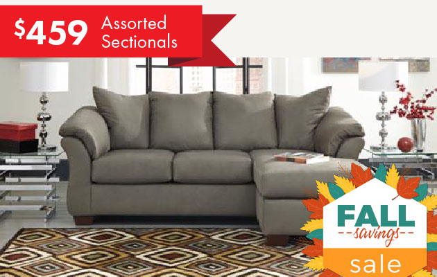 Assorted Sectionals