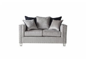 Image for Bliss Gray Loveseat