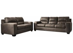 Narzole Coffee Sofa & Loveseat