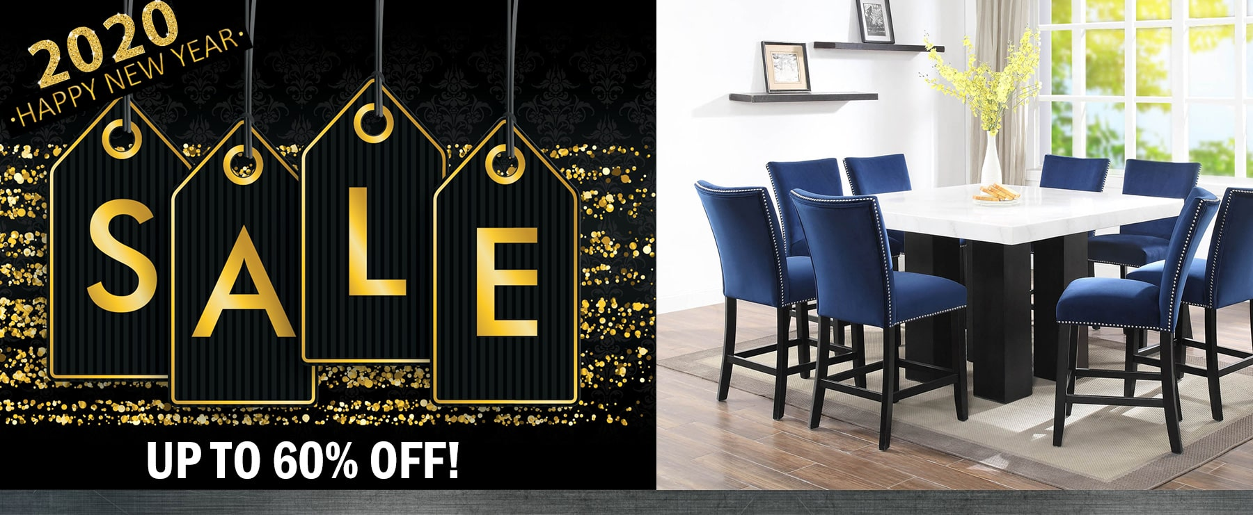 New Year Furniture Deals