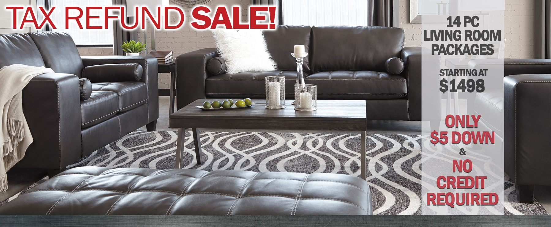 5th Avenue Furniture Detroit Fall Sale Living Room Packages