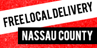 Free Local Delivery Nassau County