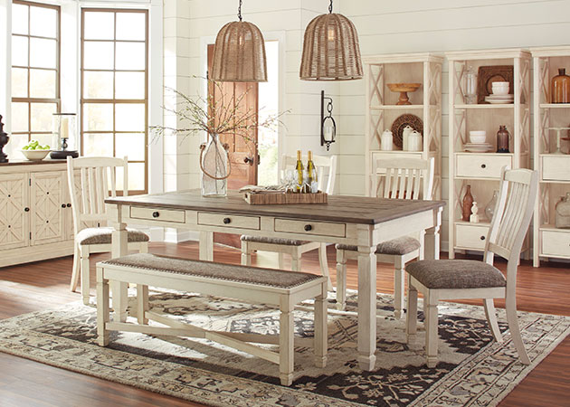 Dining Room Table Set At Actionwood Home Furniture