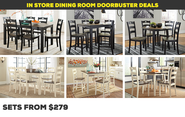 Dining Room Doorbuster Deals