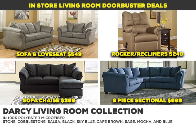 Living Room Doorbuster Deals