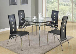 Image for Dining Table w/4 Chairs