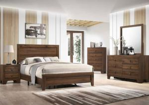B9250 Queen Bed, Dresser, Mirror and Nightstand