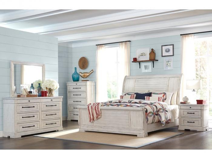 Trisha Yearwood's Coming Home King Bed,Klaussner