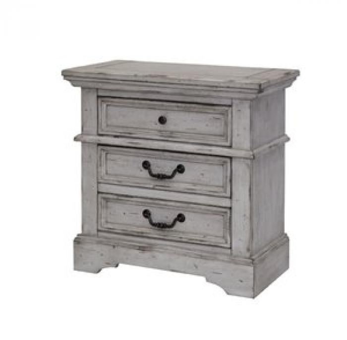 Stonebrook Nightstand,American Woodcrafters
