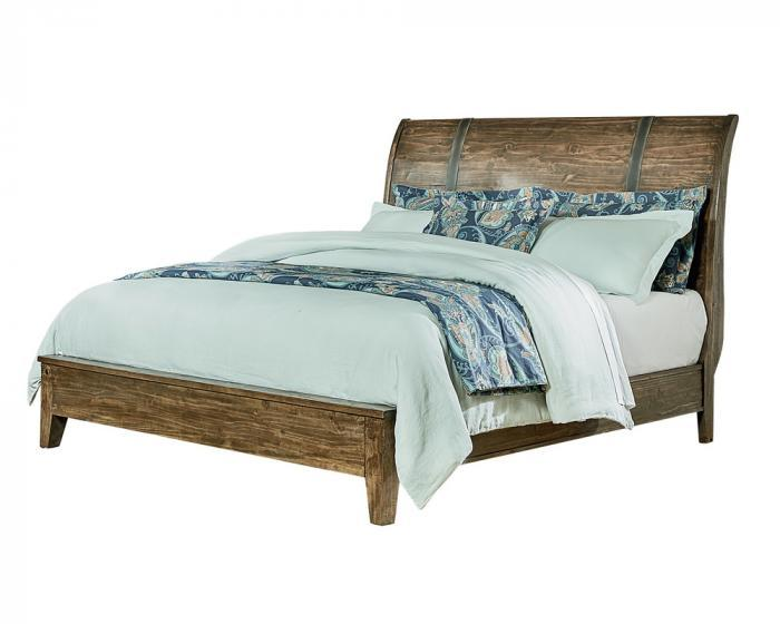 Nelson King Bed,Standard Furniture