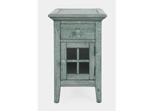 Rustic Shores Surfside Chairside End Table