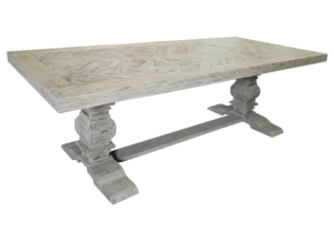 Urban Industrial Table in Toscano Grey