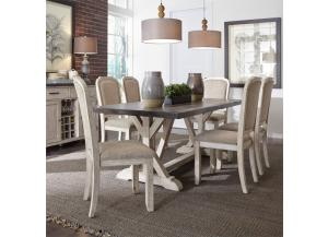 Willowrun Table and 6 chairs