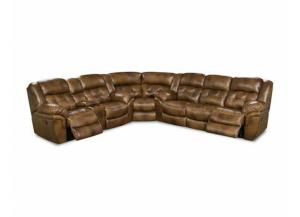 Cheyenne Saddle Reclining Sectional