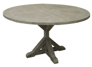 Urban Industrial Round Table in Toscano Grey