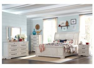 Trisha Yearwood's Coming Home King Bedroom Set