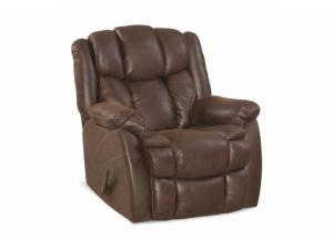 Image for Renegade Chocolate Rocker Recliner