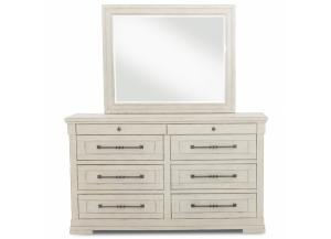 Trisha Yearwood's Coming Home Dresser and Mirror