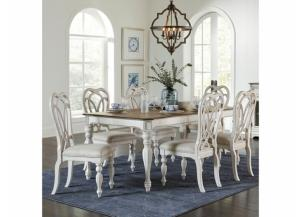 Image for Giovanni Dining Table and 6 Chairs