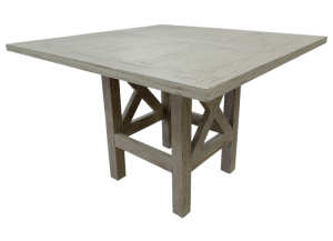 Urban Industrial Counter Height Table in Toscano Grey