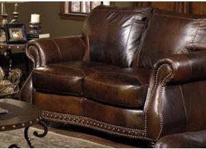 Chesterfield Cowboy Loveseat