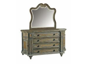 Arabella Dresser and Mirror