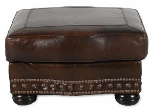 Chesterfield Cowboy Ottoman