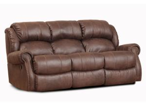 Wyoming Espresso Reclining Sofa