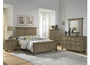 Sylvania 5-Piece King Set