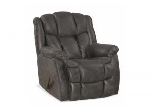 Renegade Gray Rocker Recliner