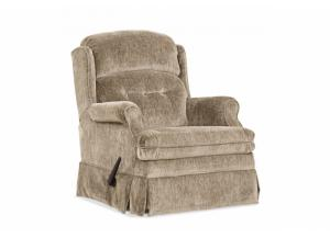 Carolina Stone Swivel Glider Recliner