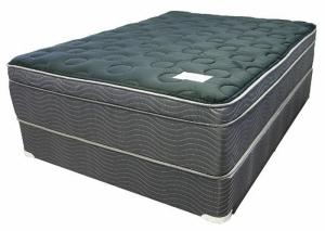 Image for Miller GelVisco & Latex Pillow Top Full Mattress