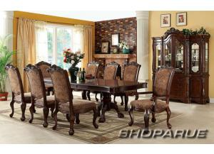 CM-3103TCromwell- Tabel+6 Chairs