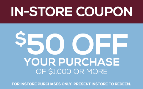 Instore Coupon