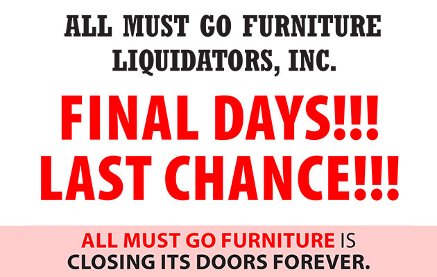 Genial All Must Go Furniture, Dallas Fort Worth Metroplex Furniture