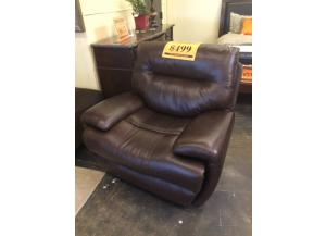 Amalfie Leather Recliner