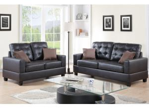 F7857 sofa and loveseat