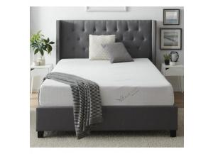 "10"" Bed in a Box Aloe Memory Foam KM"