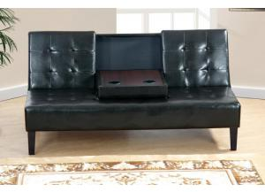 F7209 Adjustable sofa with console