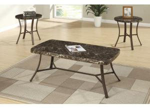 F3090 3 piece coffee table set