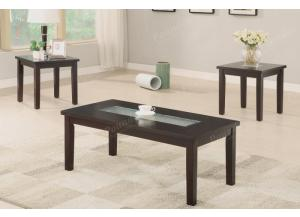 F3101 3 piece coffee table set
