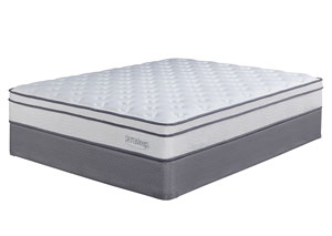 Longs Peak Limited White Full Mattress