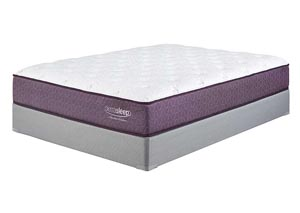 Limited Edition Plush Queen Mattress,Sierra Sleep