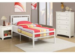 F9414 Full Youth Bed with chest and nightstand