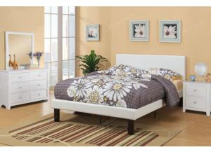 F9210 Full Youth Bed with dresser, mirror and nightstand