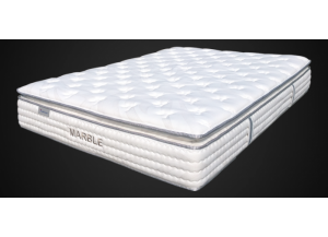 Marble Memory Foam P/T Queen Mattress