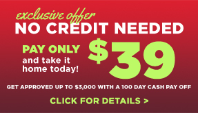 No Credit Needed Furniture Financing in Ewing, NJ